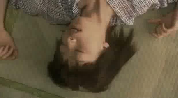 乳首も勃っておっぱいプルプル壮絶すぎる濡れ場がエロ過ぎる!市川実和子